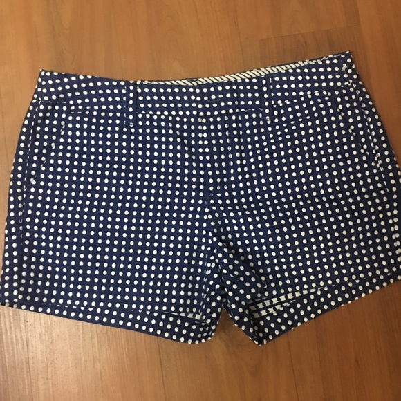 Merona Pants - Polka dot shorts